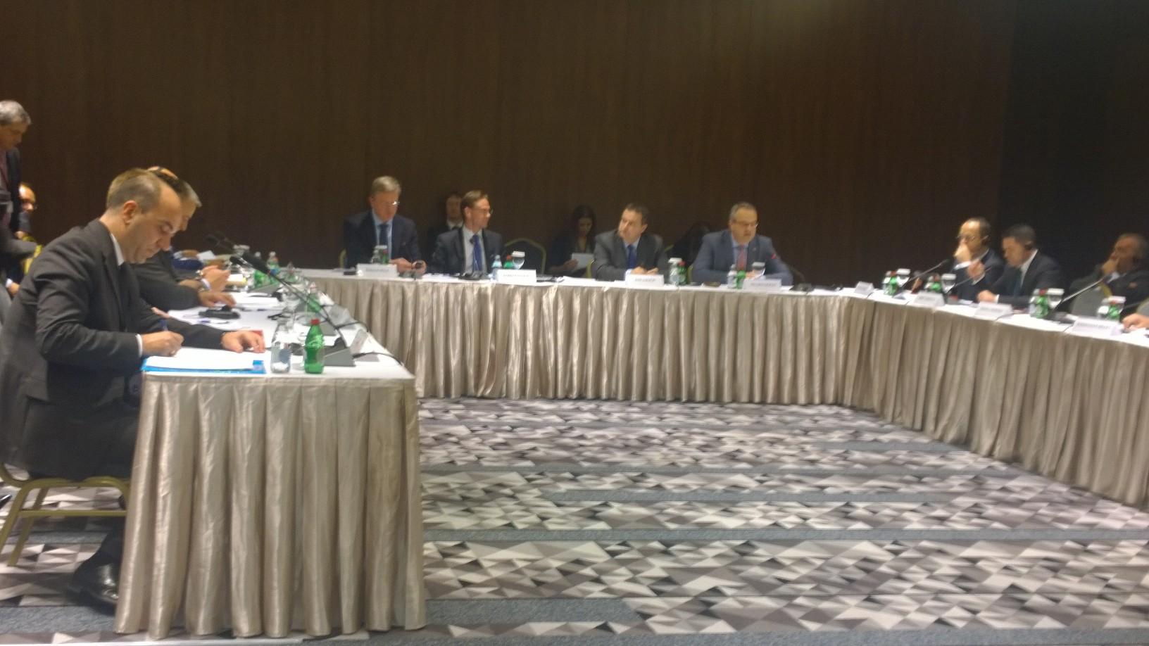 WB6 Meeting in Belgrade