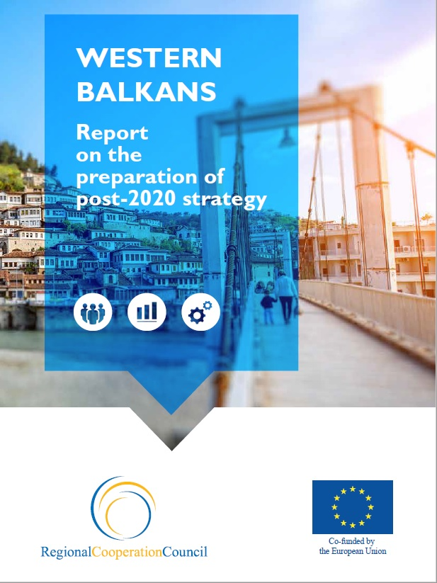 Report on the preparation of post-2020 Strategy in the Western Balkans