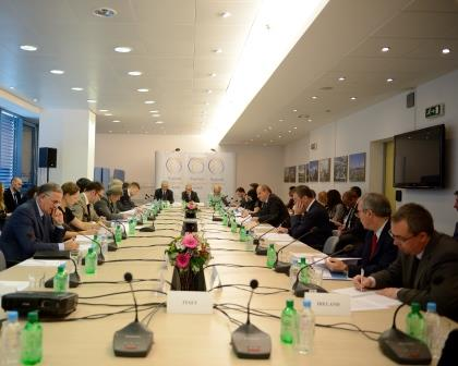 Third meeting of the RCC Board in 2014, Sarajevo, 15 October (Photo: RCC)