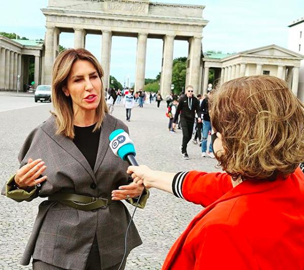 RCC Secretary General Majlinda Bregu for Deutsche Welle
