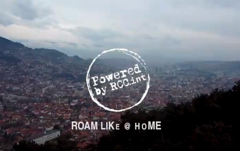 Roam Like @ Home in the Western Balkans  - Powered by RCC.int