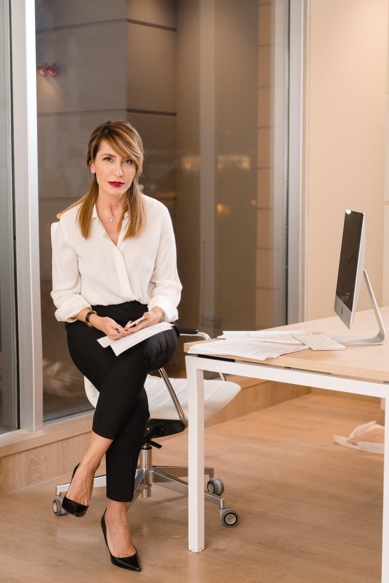 Majlinda Bregu, the RCC Secretary General to Milica Magazine