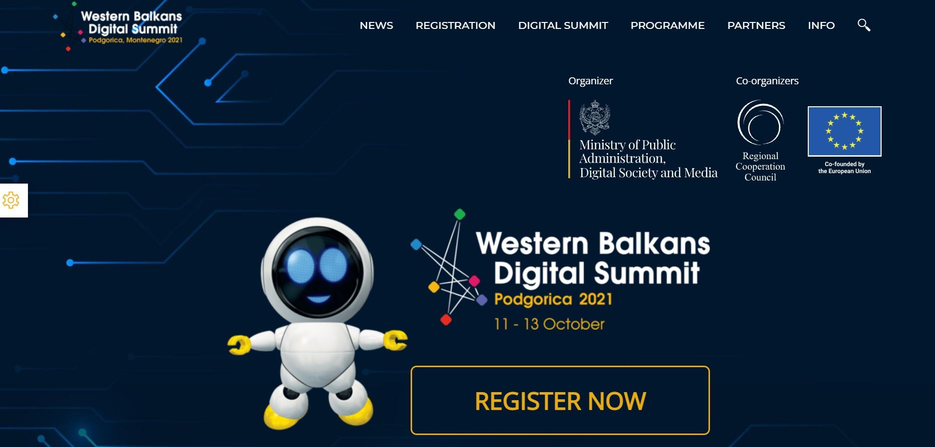 Western Balkans Digital Summit 2021