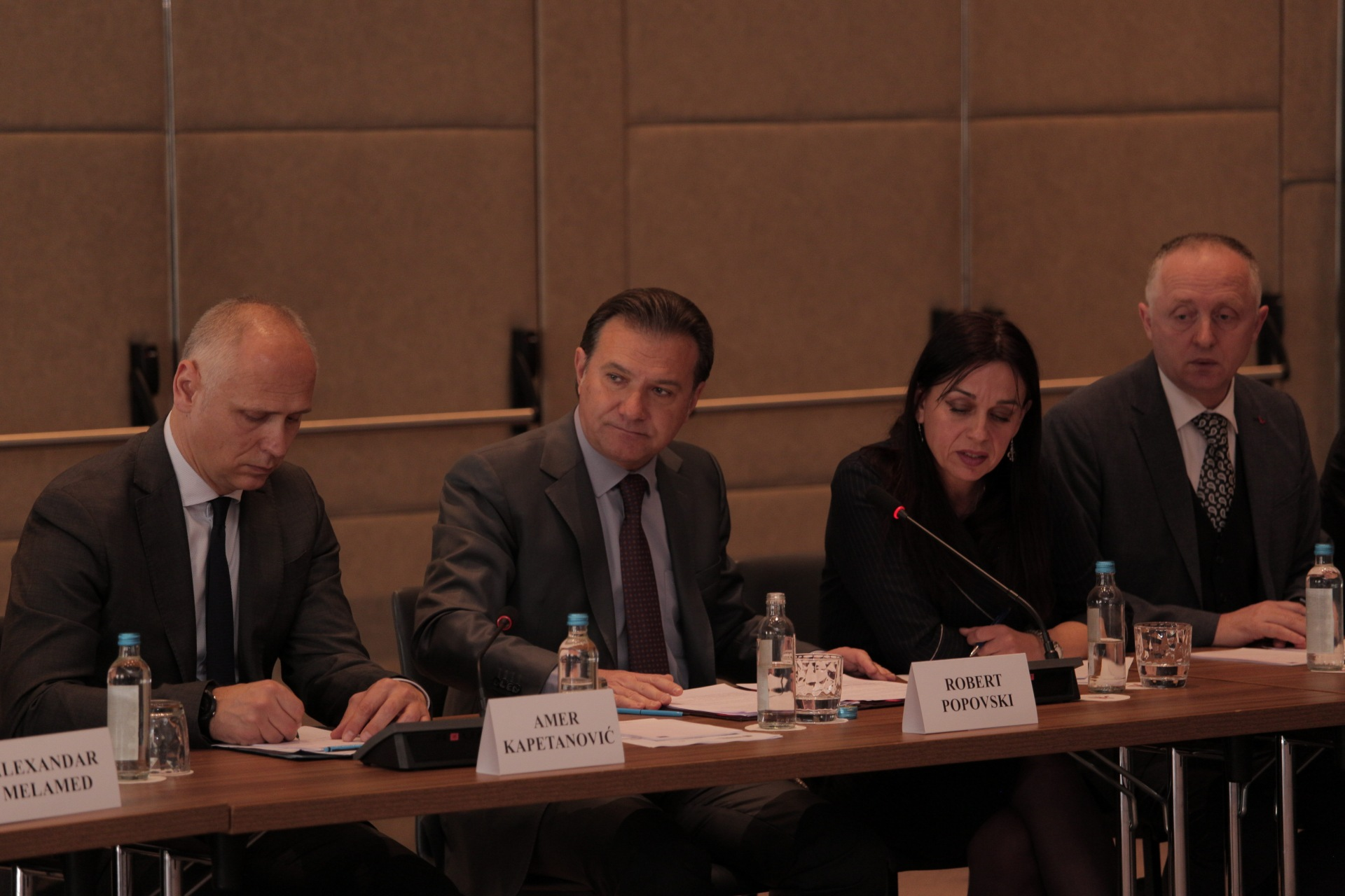 Regional workshop 'New Age Journalism for New Age Security Challenges', in Skopje, 3 March 2020 (Photo: RCC/Ognen Acevski)