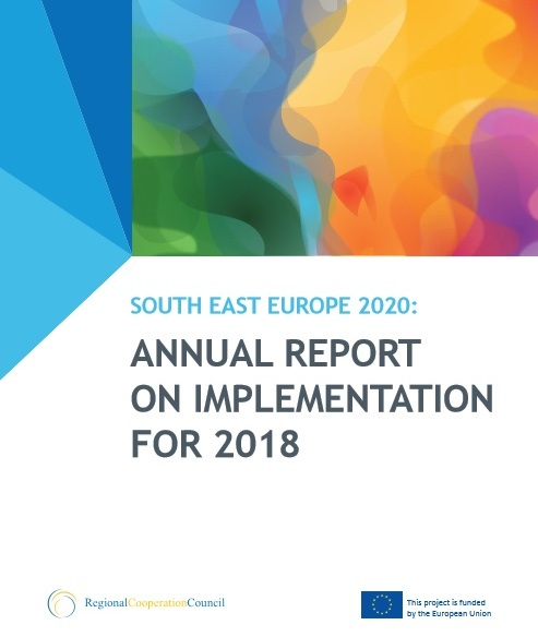 SOUTH EAST EUROPE 2020: 2018 ANNUAL REPORT ON IMPLEMENTATION
