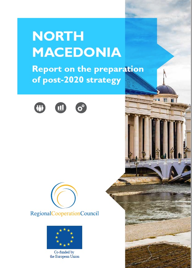 Report on the preparation of post-2020 Strategy in North Macedonia