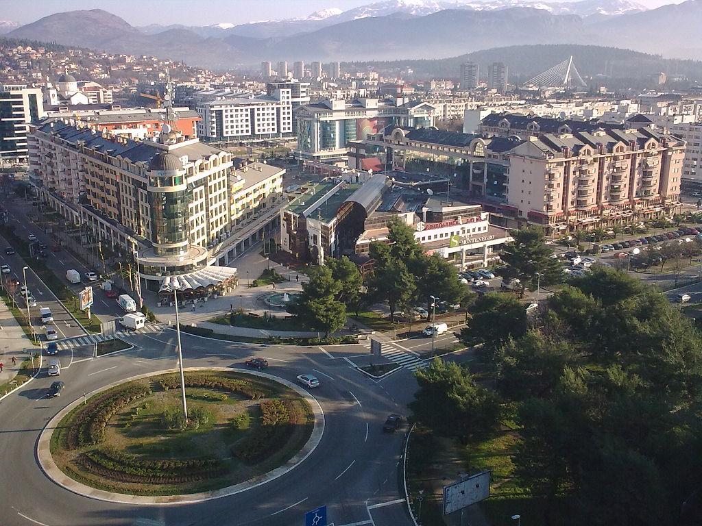 Podgorica, Montenegro (Photo: http://en.wikipedia.org)