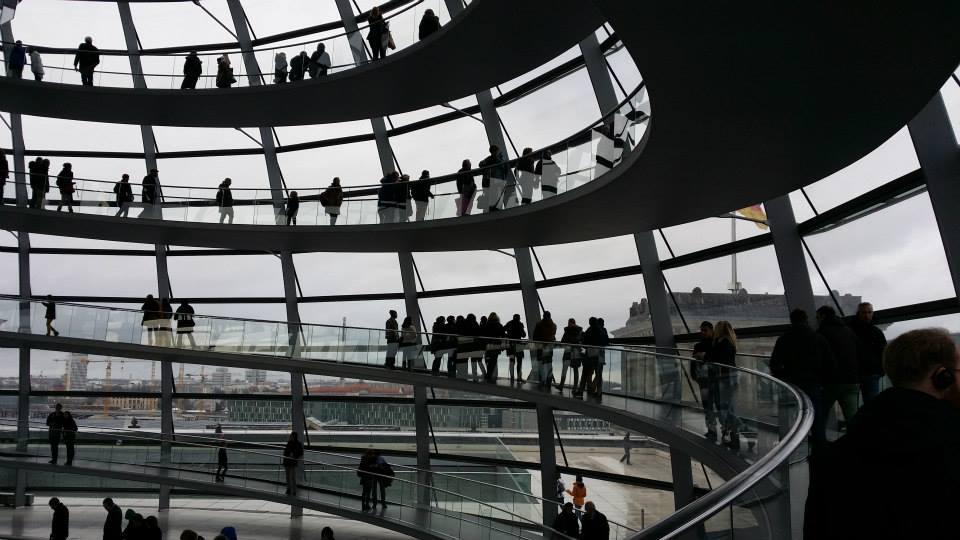 German Bundestag. (Photo RCC/Selma Ahatovic-Lihic)