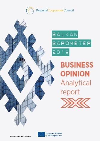 BALKAN BAROMETER 2019: BUSINESS OPINION SURVEY