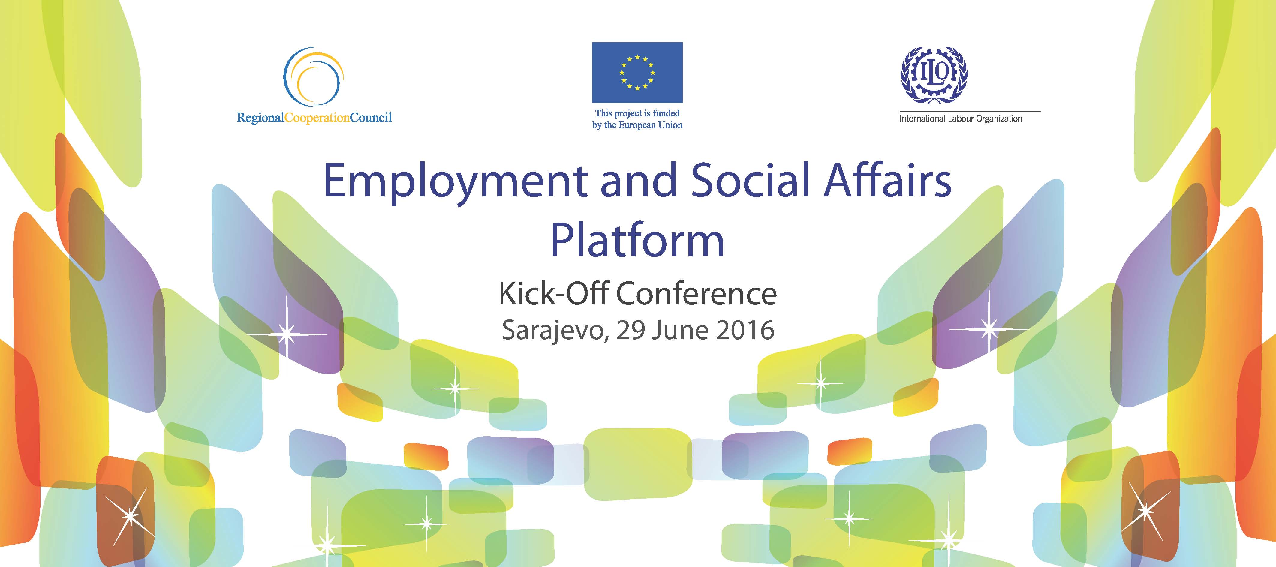 ESAP launch, 29 June 2016, Sarajevo BiH.