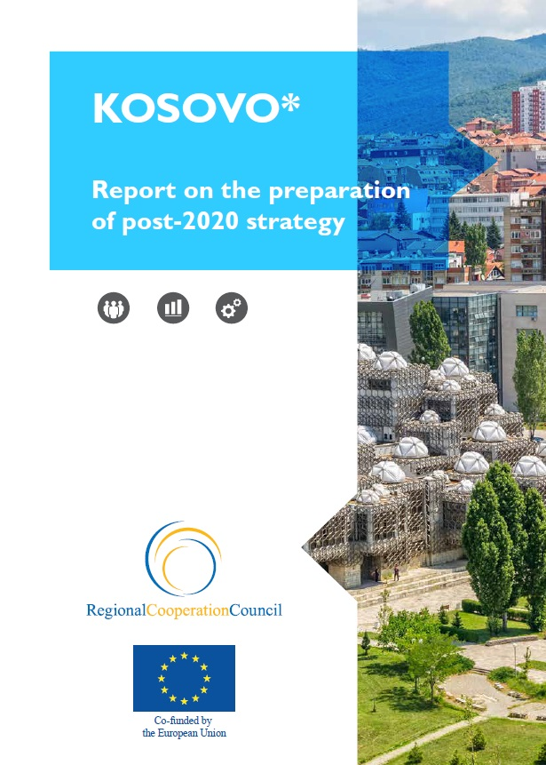 Report on the preparation of post-2020 Strategy in Kosovo*