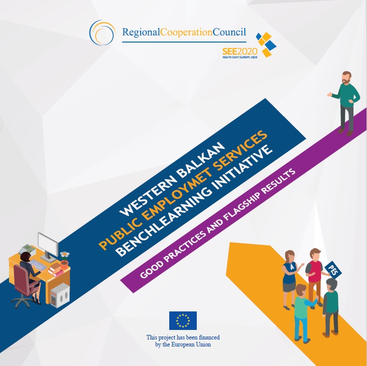 Western Balkan Public Employment Services Benchlearning Initiative - Good Practices and Flagship Results