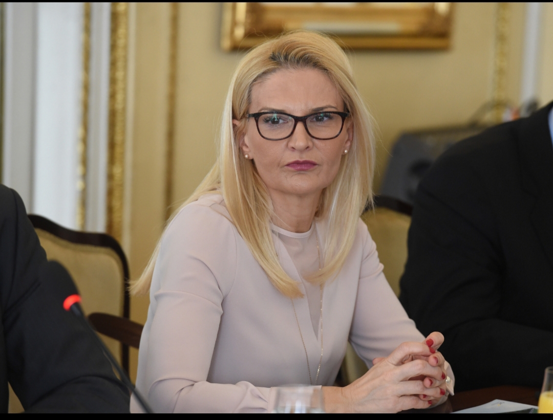Tanja Miscevic, RCC's Deputy Secretary General for the European Western Balkans (EWB)