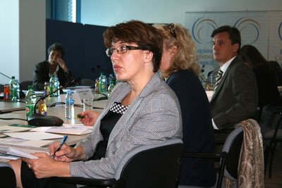 High-level experts from South East Europe gather in Sarajevo to discuss regional response to the global economic crisis, Sarajevo, BiH, 17 September 2009. (Photo RCC/Selma Ahatovic-Lihic)