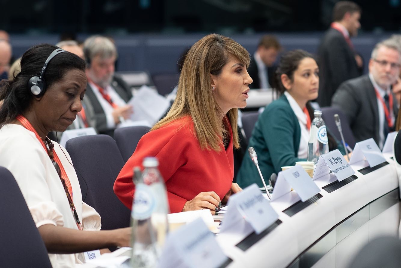 "Pledge by the Secretary General of the Regional Cooperation Council (RCC) Majlinda Bregu at the  International Donors' Conference ""Together for Albania"" in Brussels on 17 February 2020"