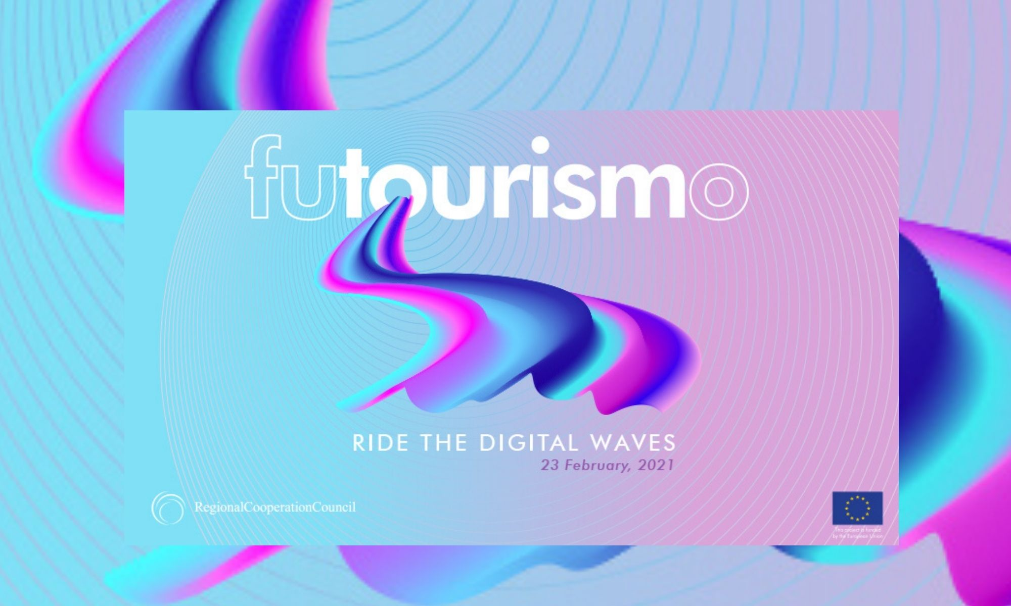 Western Balkans FUTOURISMO - a competition for best innovative digital solutions that will help mitigate the negative impact of the COVID-19 pandemic