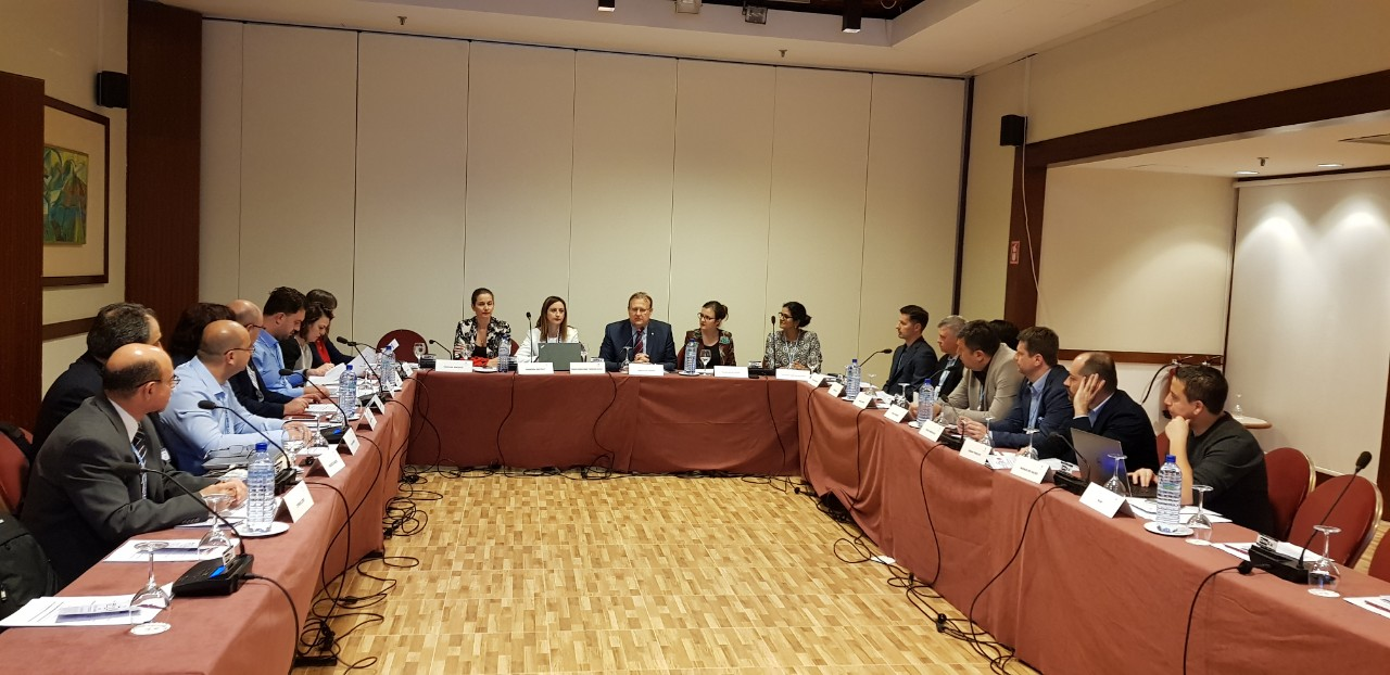 Participants of the meeting on Cybersecurity and CSIRTs Cooperation in the Western Balkans, Limassol on 27 November 2018 (Photo: RCC)