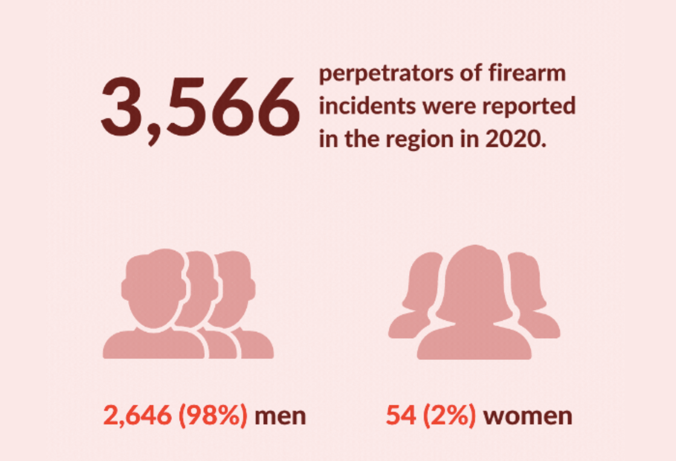 Armed Violence Monitor – Perpetrators of Firearm Incidents in South East Europe in 2020