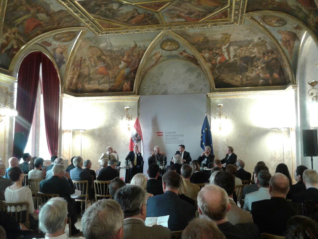 Bilateral disputes in the Western Balkans discussed in Vienna. (Photo: RCC/Nenad Sebek)