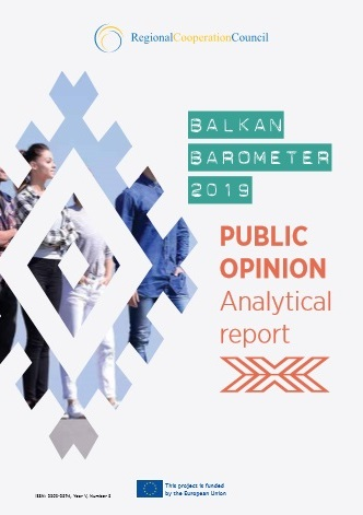 BALKAN BAROMETER 2019: PUBLIC OPINION SURVEY