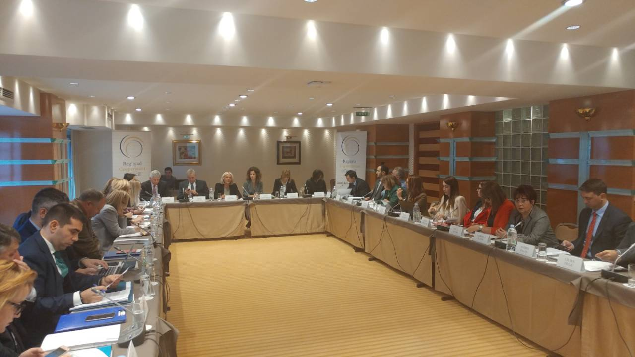 2nd Meeting of South East Europe Associations of Mediators Network held in Zagreb on 24-25 October 2017 (Photo: RCC/Elvira Ademovic)