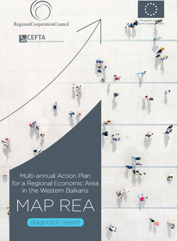 Multi-annual Action Plan for a Regional Economic Area (MAP REA) in the Western Balkans - Diagnostic Report