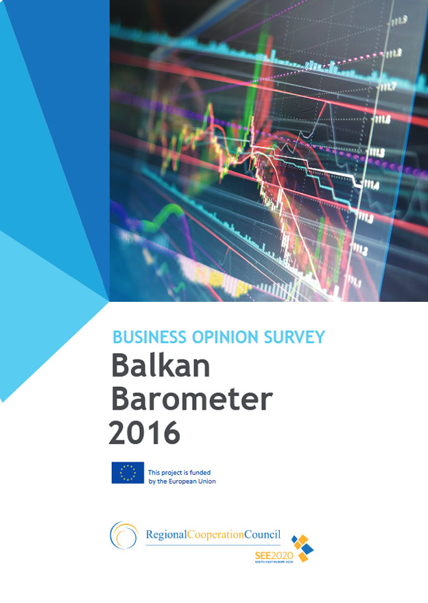 Balkan Barometer 2016: Business Opinion Survey