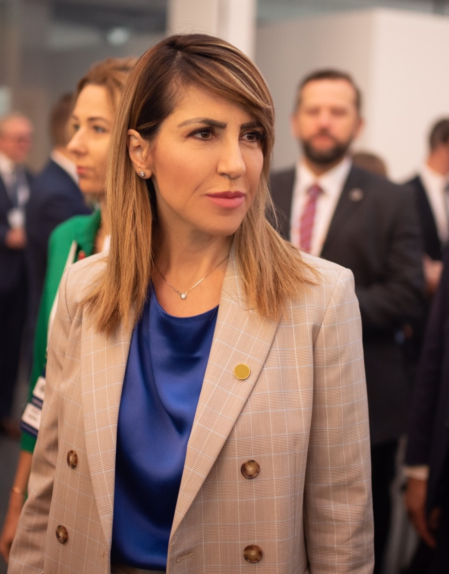 "Secretary General of the Regional Cooperation Council (RCC), Majlinda Bregu for ""Vijesti"""