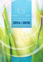 Strategy and Work Programme of the Regional Cooperation Council for 2014-2016