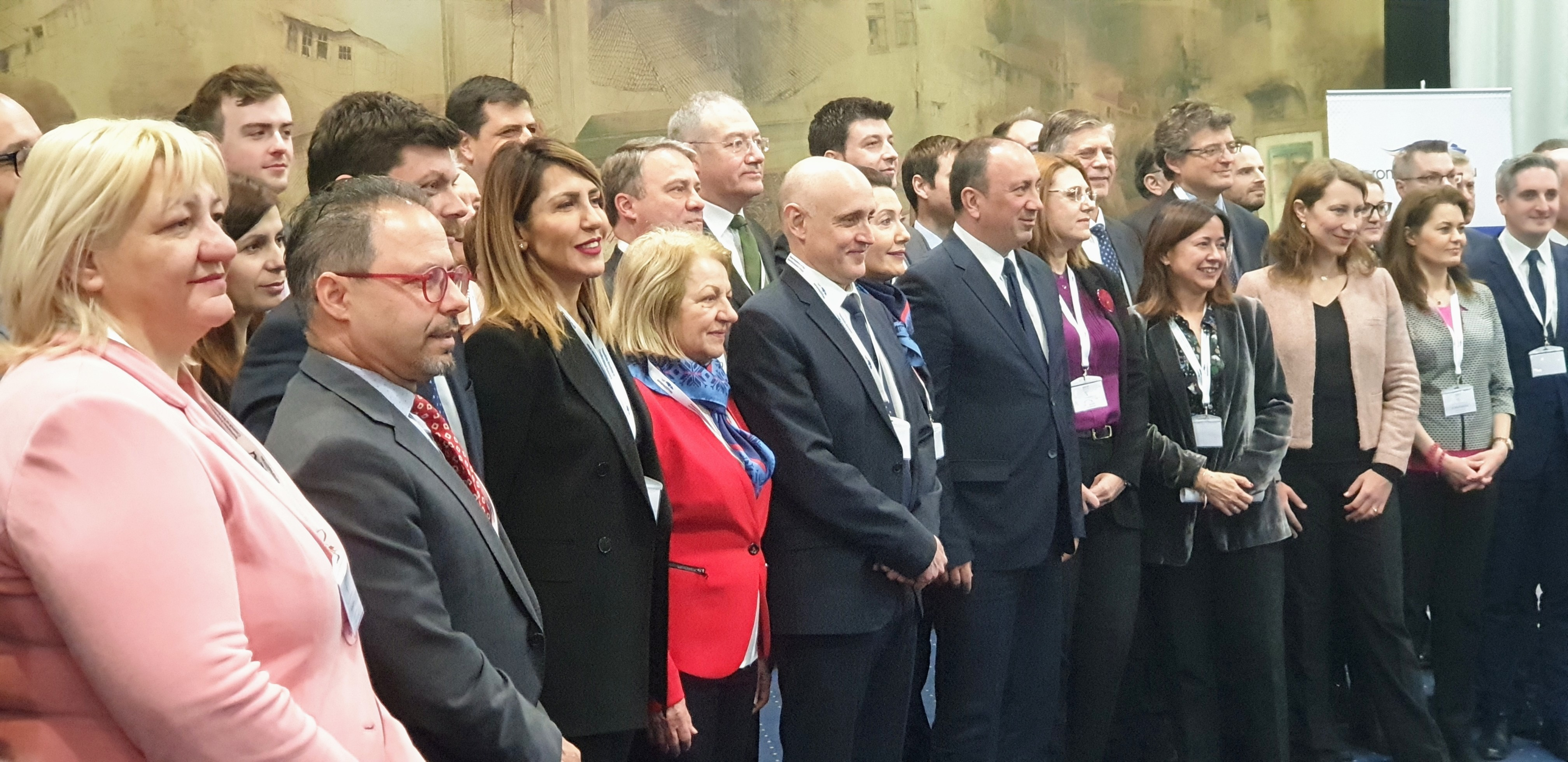 The informal meeting of the Working Party on the Western Balkans Region (COWEB) convened by the Romanian Presidency of the Council of the European Union (EU), in cooperation with the South East European Cooperation Process (SEECP) Chairmanship-in-Office (CiO) held by Bosnia and Herzegovina, held in Sarajevo on 22 March 2019  (Photo: RCC/Alma Arslanagic-Pozder)