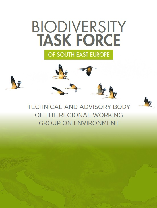 Biodiversity Task Force of South East Europe - Technical and advisory body of the Regional Working Group on Environment