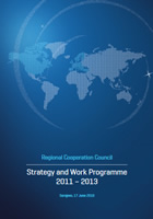 Strategy and Work Programme of the Regional Cooperation Council for 2011 – 2013