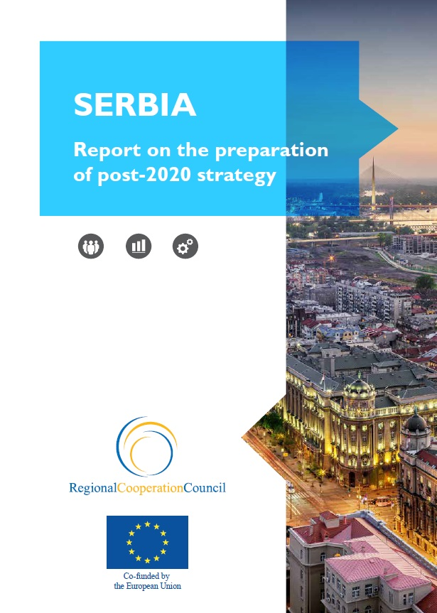 Report on the preparation of post-2020 Strategy in Serbia