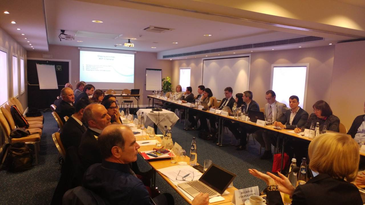 Regional Workshop on Smart Specialisation in Research and Development in Brussels on 6 December 2017 (Photo: RCC/Elvira Ademovic)