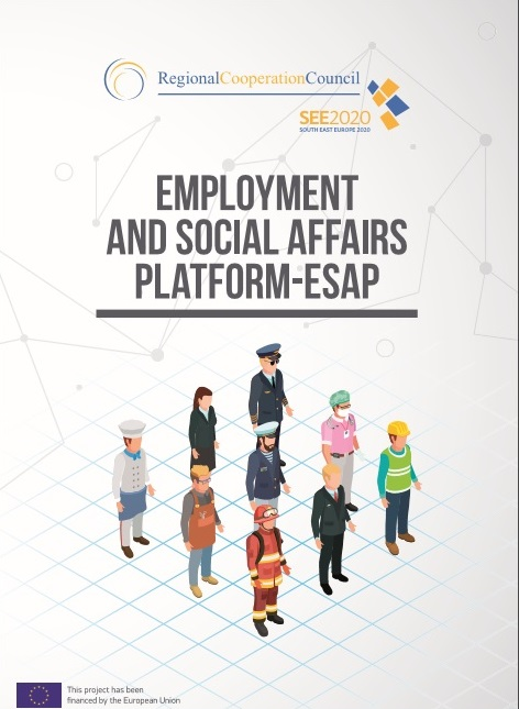 ESAP works with Ministries of Labour and Social Affairs and the Public Employment Services of the six Western Balkan economies.