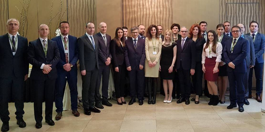 Meeting of South East European National Security Authorities (SEENSA) expert working group in Ljubljana, 29 March 2018 (Photo: RCC/Natasa Mitrovic)