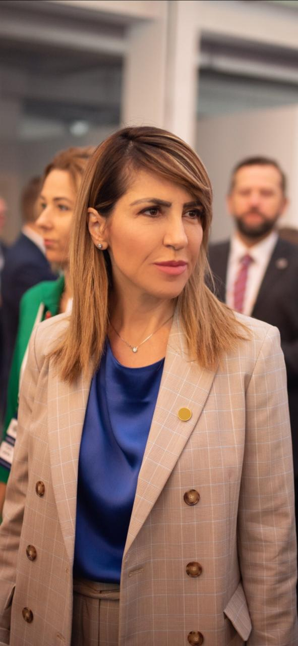 "Secretary General of the Regional Cooperation Council (RCC), Majlinda Bregu for ""Vijesti"""