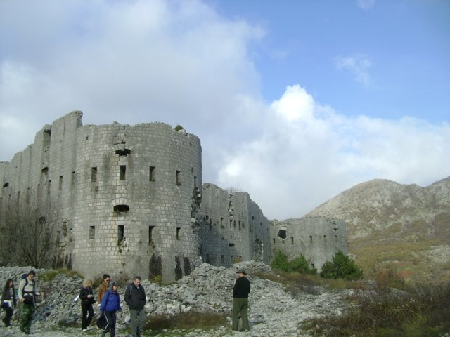 Fortress of Kosmac in Brajici, Montenegro, is a part of the so-called Ljubljana Process  - a project of rehabilitation of cultural sites throughout South East Europe, that is being coordinated by the RCC Task Force on Culture and Society. (Photo: www.butua.com)