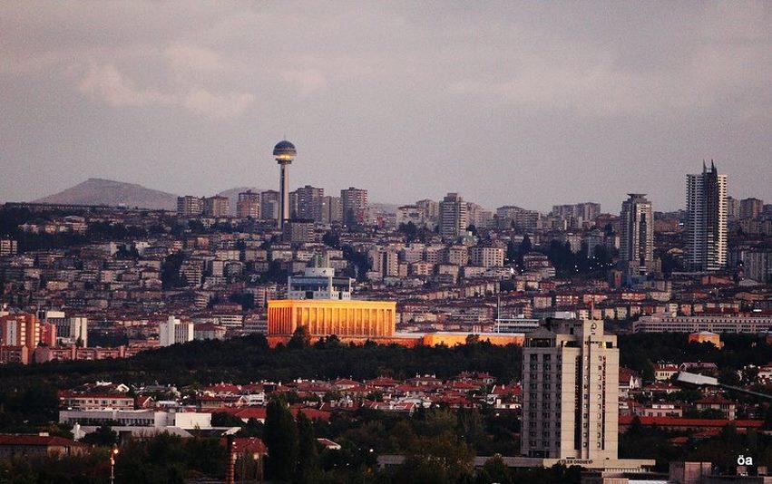 Ankara, Turkey (Photo: www.skyscrapercity.com)