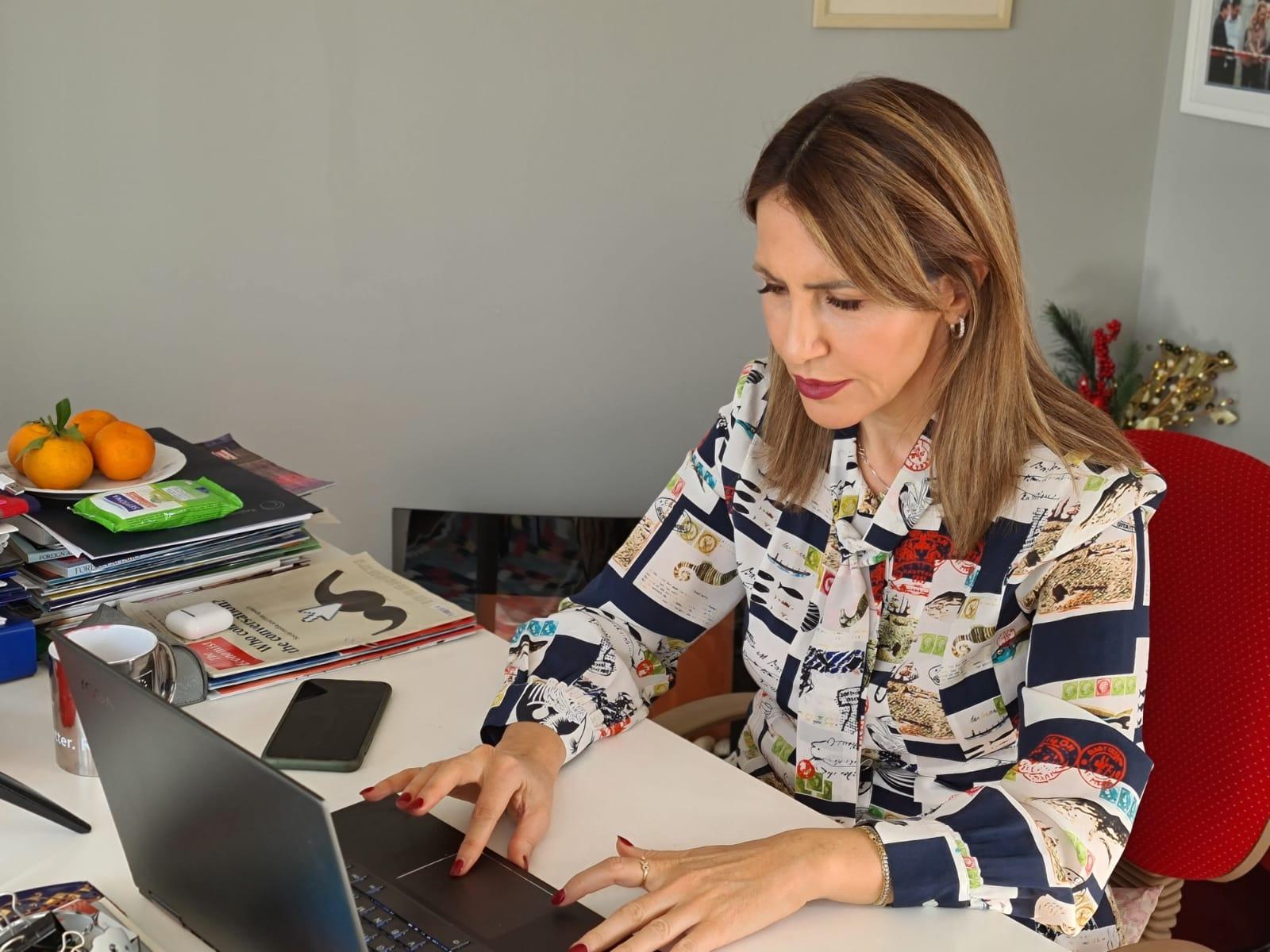 Secretary General of the Regional Cooperation Coucil (RCC) Majlinda Bregu