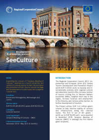 SEEculture – Meeting of Cultures route, GRANT FACT SHEET