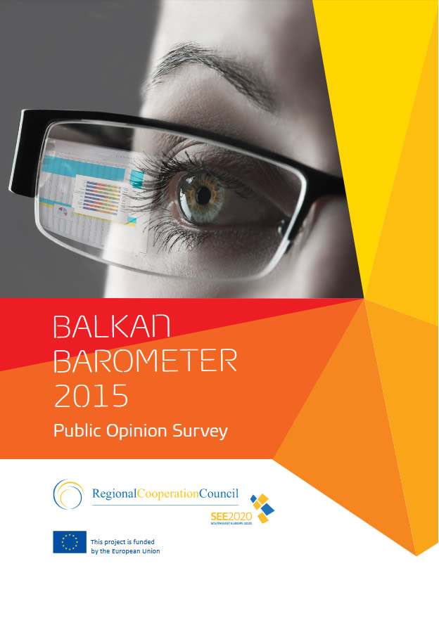 Balkan Opinion Barometer 2015