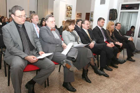 Regional Cooperation Council marking its first anniversary at the National Museum of BiH, Sarajevo, BiH, 27 February 2009. (Photo RCC/Samir Pinjgaic)
