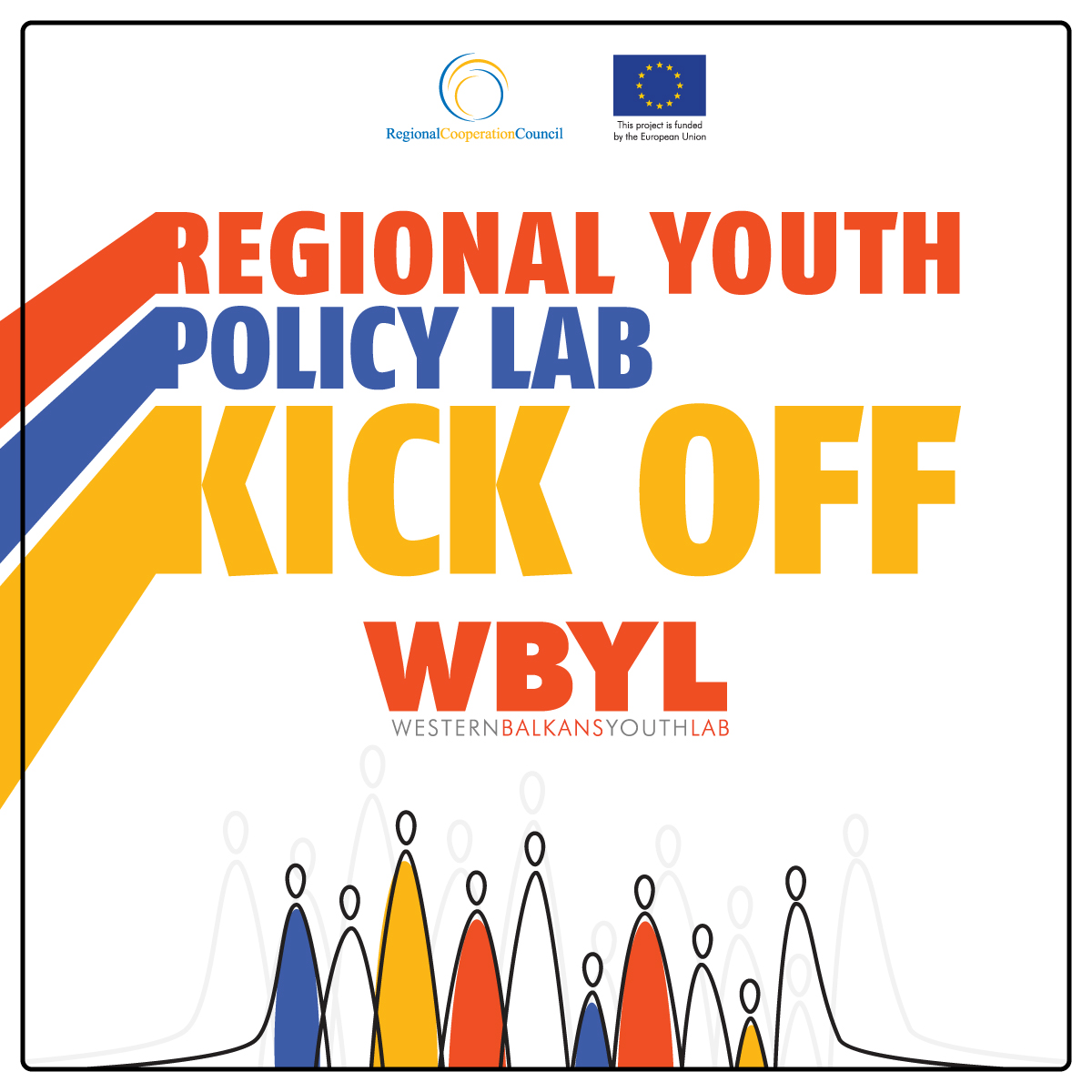 Kick off the first Thematic Regional Youth Policy Lab tackling youth unemployment taking place on 14 December 2020 (Visual: RCC/Samir Dedic)