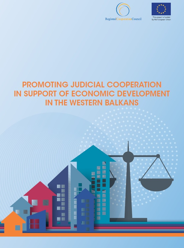 Promoting judicial cooperation in support of economic development in the Western Balkans