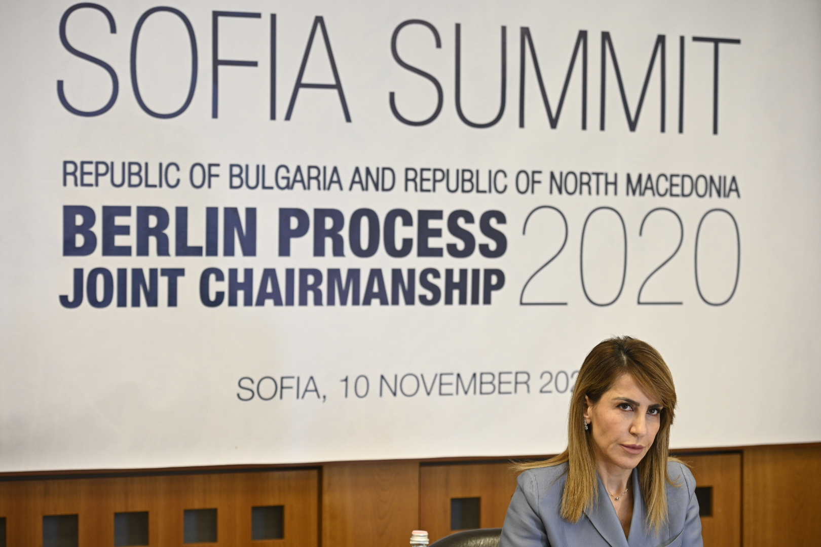 Speech of the Secretary General at the Western Balkans Sofia Summit on 10 November 2020