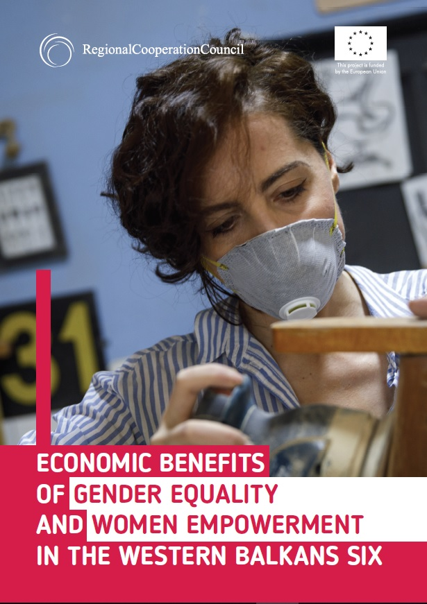 Economic Benefits of Gender Equality and Women Empowerment in the Western Balkans Six