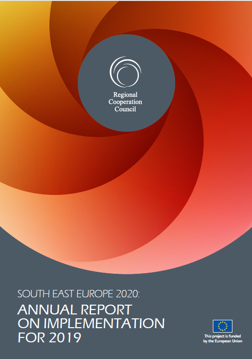SOUTH EAST EUROPE 2020: 2019 ANNUAL REPORT ON IMPLEMENTATION