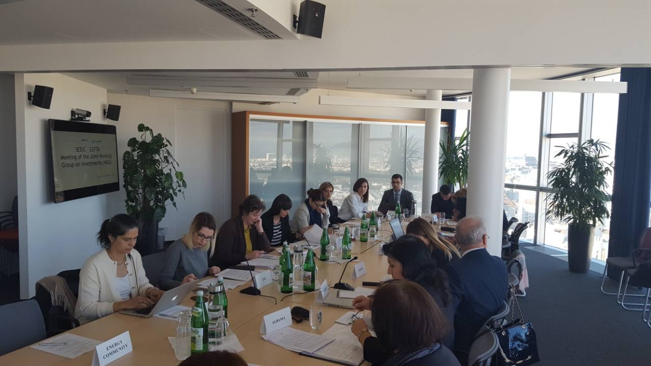 Joint Working Group on Investments discusses ways to attract and promote region's investment potentials