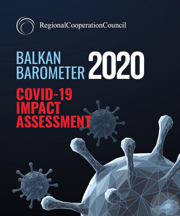 Balkan Barometer 2020: Covid-19 impact assessment